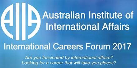 AIIA Careers Forum 2017