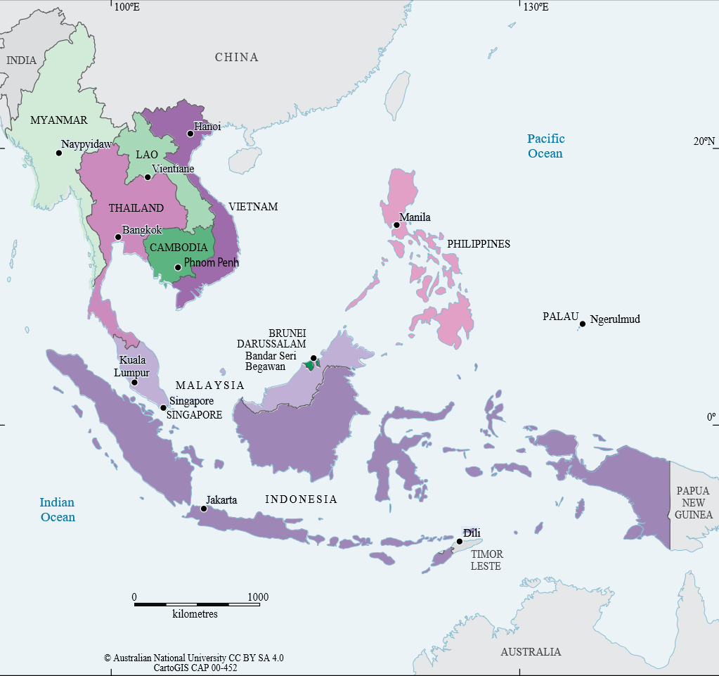 SEARBO - Supporting the Rules-Based Order in Southeast Asia